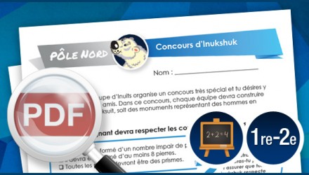 Concours d'Inukshuk