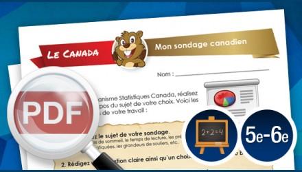 Mon sondage canadien
