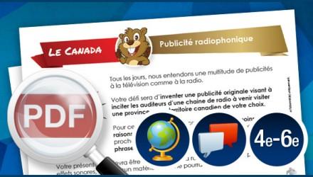 Publicité radiophonique